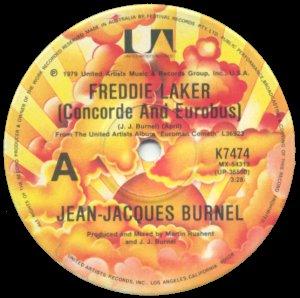 JJ Burnel Freddie Laker Concorde Eurobus