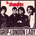 NS - 14127 (Get a) Grip (On yourself) - Portugease import The Stranglers from The Stranglers singles