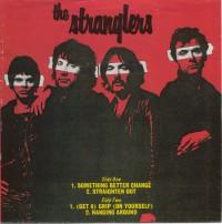 AM - 1973 Something better change - US import, different cover, coloured vinyl The Stranglers  from The Stranglers singles